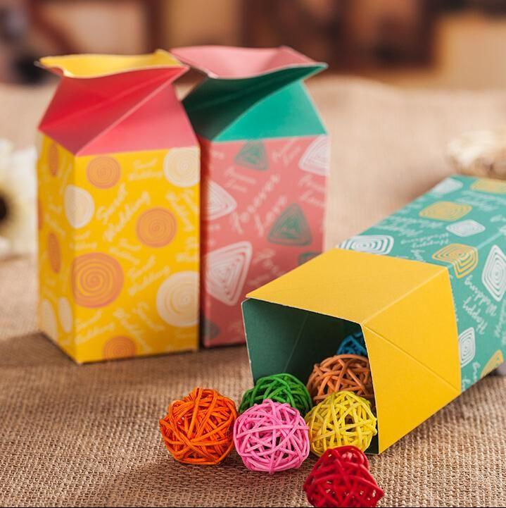 creative gros bonbons de papier sacs bo tes cadeaux de mariage titulaires favor bomboniere vert. Black Bedroom Furniture Sets. Home Design Ideas