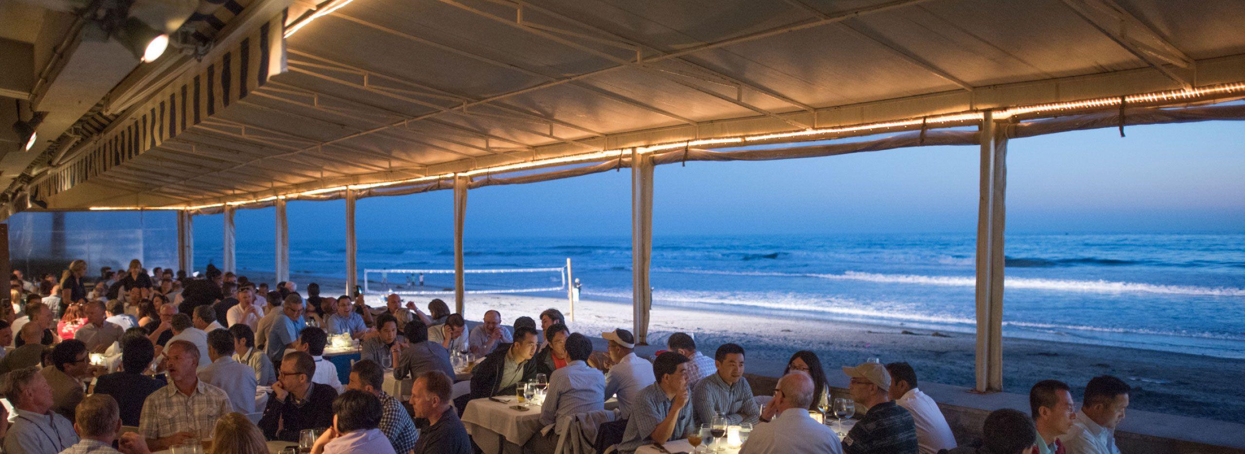 Poseidon Restaurant Del Mar