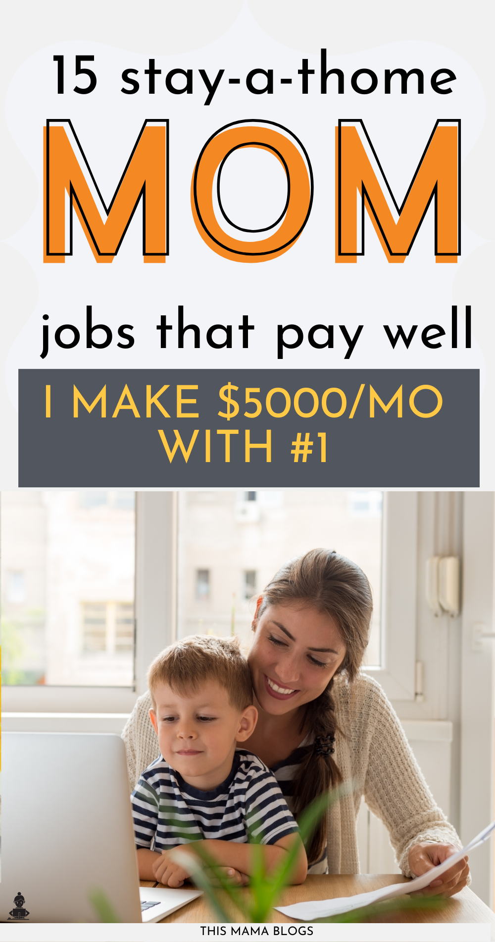 15 Best Stay-at-Home Mom Jobs that Pay Well