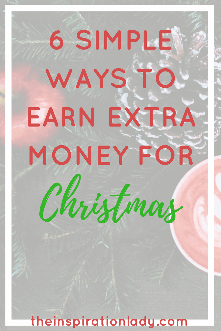 Last-Minute Ways to Make Extra Money for Christmas | Extra money ...