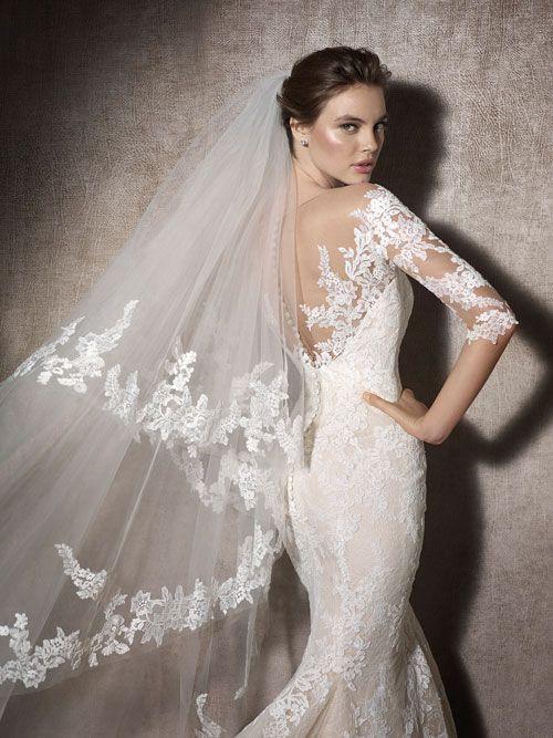 Märchenhafte Brautkleider aus Spanien | Brautmode, Anna und Köln