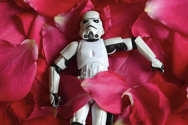 The Stormtrooper beauty by Kalexanderson, via Flickr