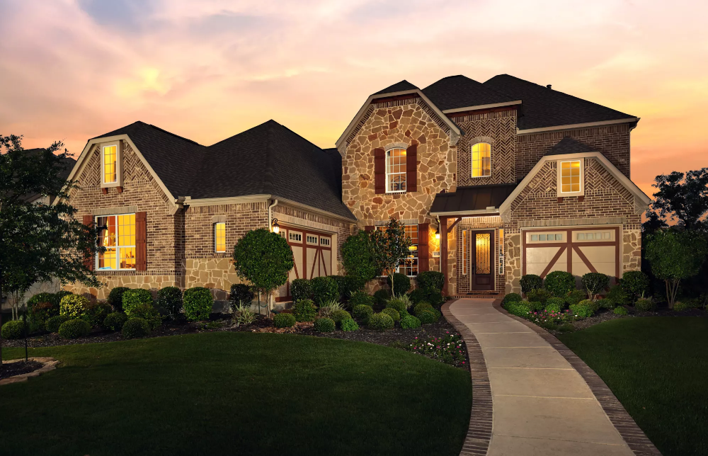 Alamo Ranch Harrison Grant Pulte Homes San Antonio Texas Home Construction New Home Construction Home Builders