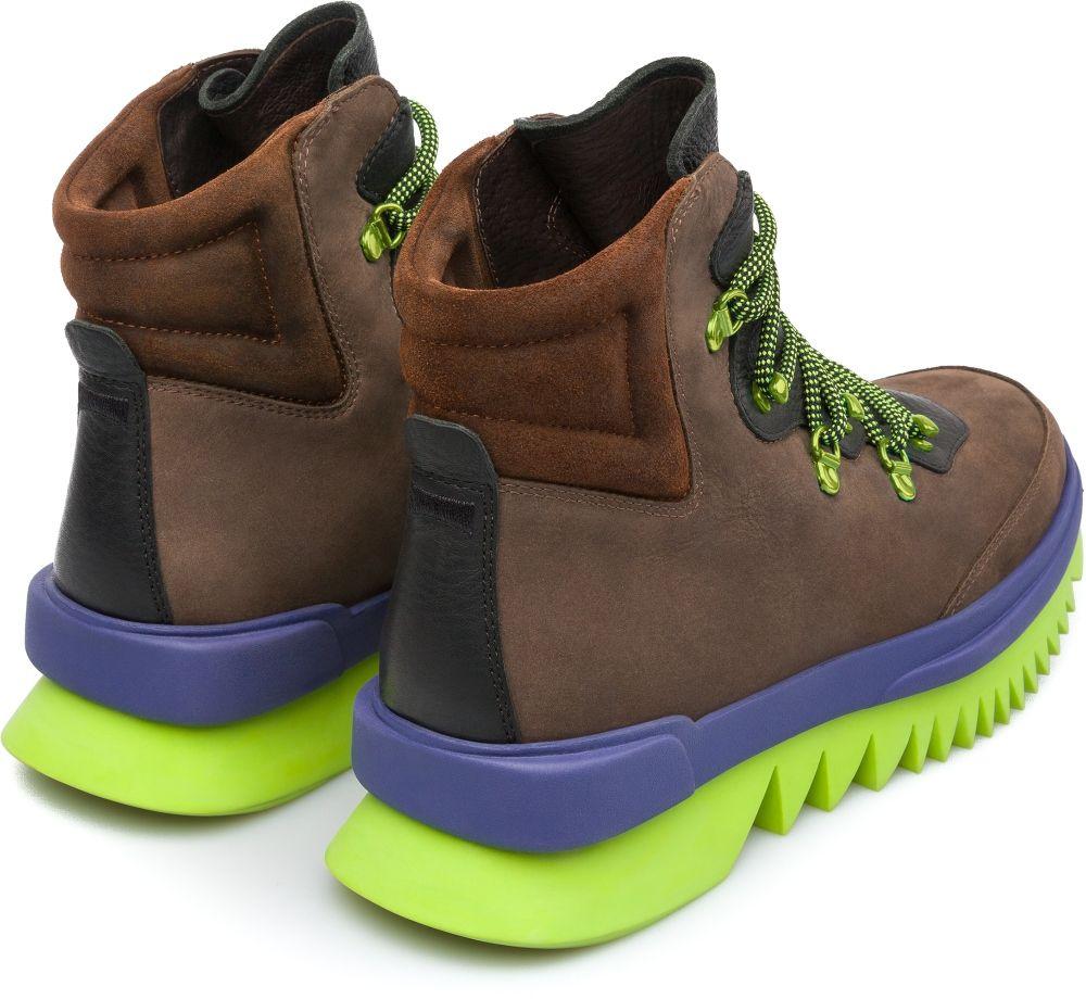 Camper Rex K300096-004 Ankle boots Men. Official Online Store Denmark