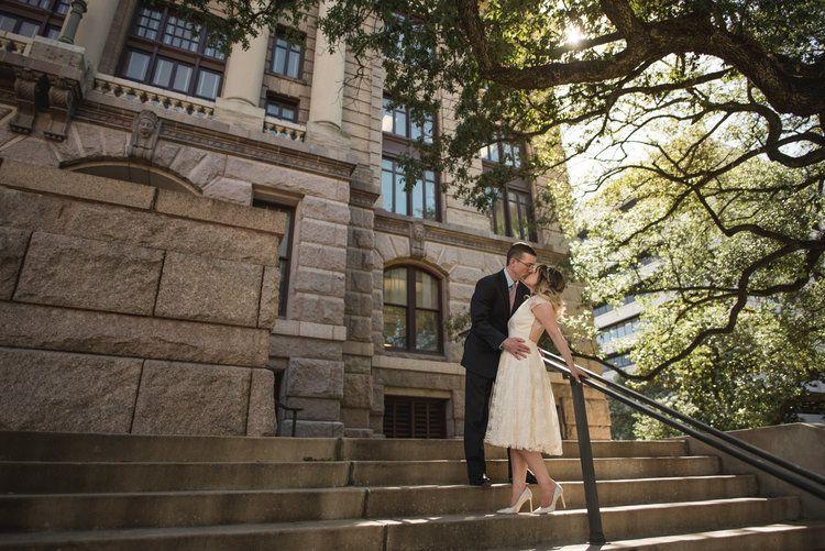 1910 Historic Courthouse Wedding Houston, TX