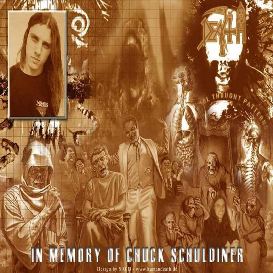 In Memory Of Chuck Schuldiner