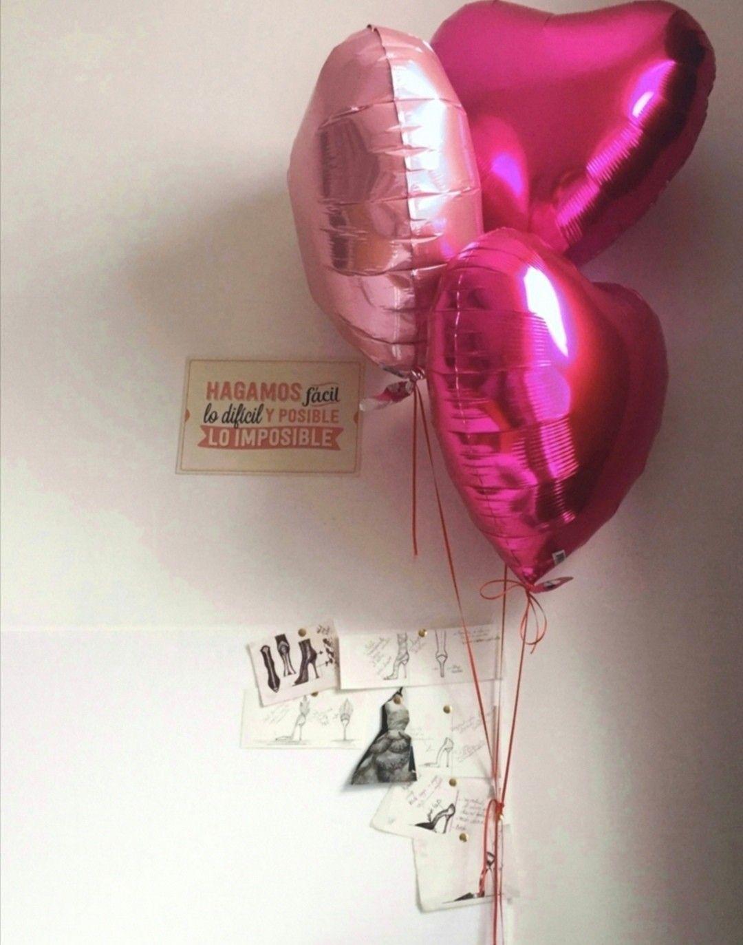 Ballons Hélium Cœur Rose Paris Www Leballonrouge Online En 2020 Ballon Hélium Ballon Coeurs Roses
