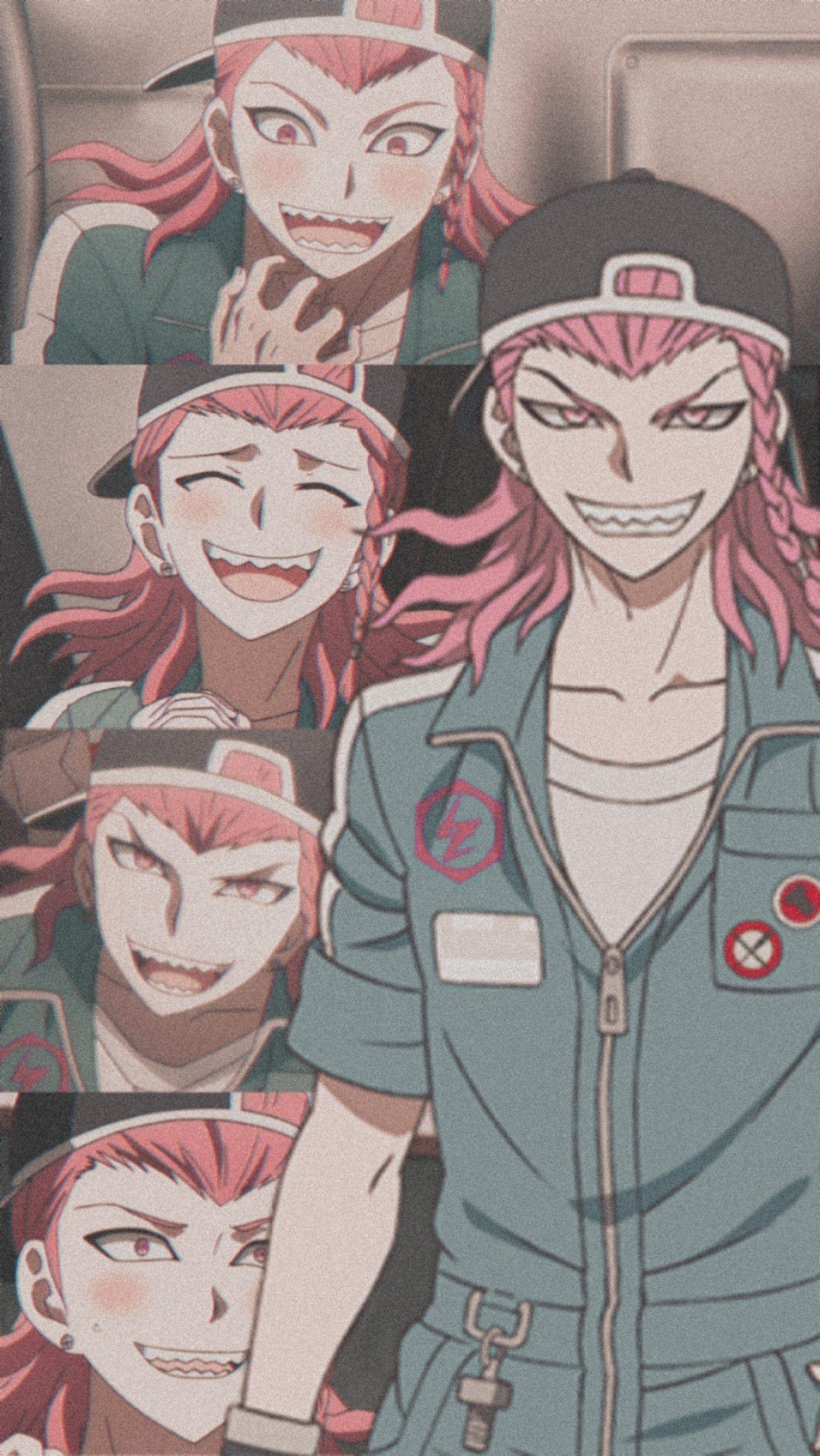Kazuichi Souda Soda Anime Wallpaper Aesthetic Anime Anime Baby