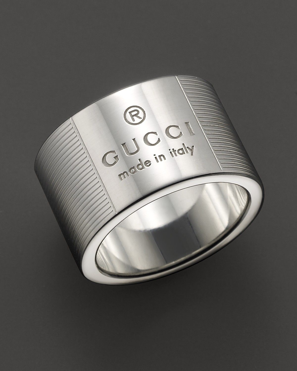 Gucci Diamantissima Silver Ring