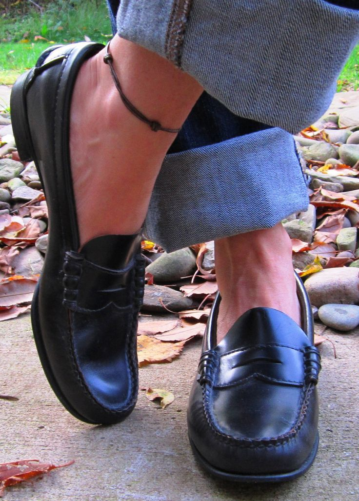 Womens Black Penny Loafer Google Search Fall Loafer
