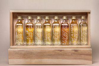 Whiskygeschenkpackung - auch als Weihnachtskalender für den Herren der schon alles hat und Whisky liebt
