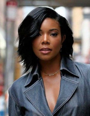 10 Short Bobs Hairstyles For Black Women Ciao Bella Body Hair Styles Bob Hairstyles Short Bob Hairstyles