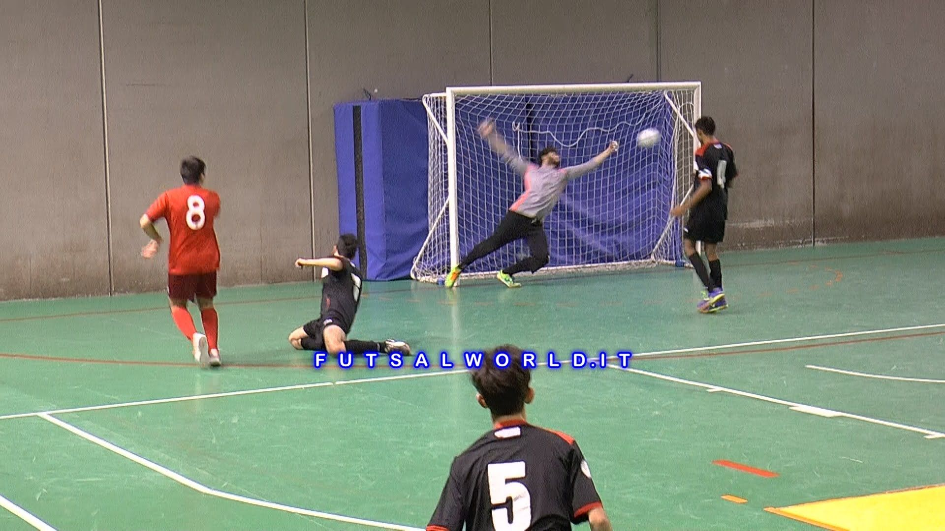 9/1/16 Saints Pagnano - Cometa ... Juniores , calcio a 5 / futsal