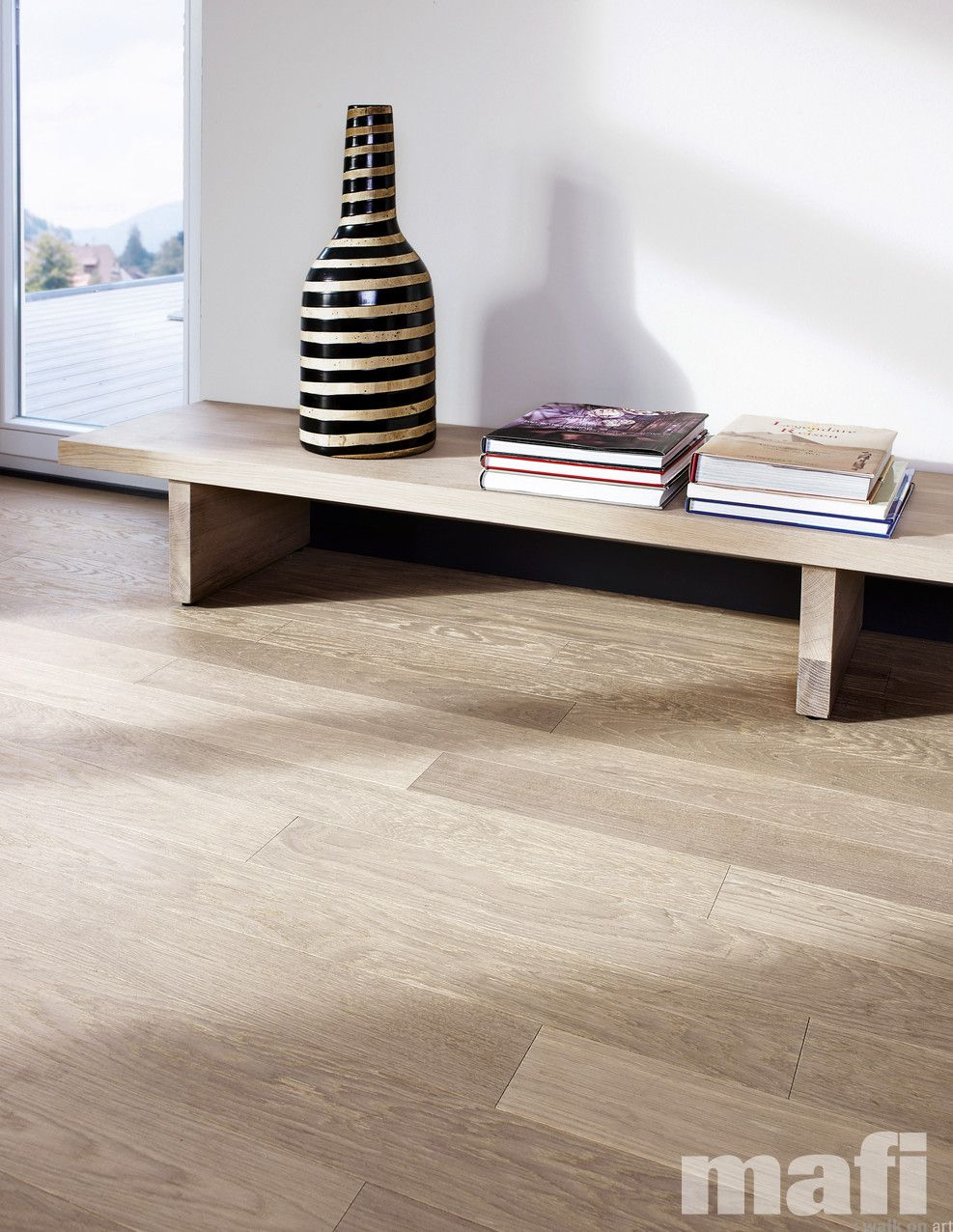 OAK Piccolino OAK in compact multilayer structure with all