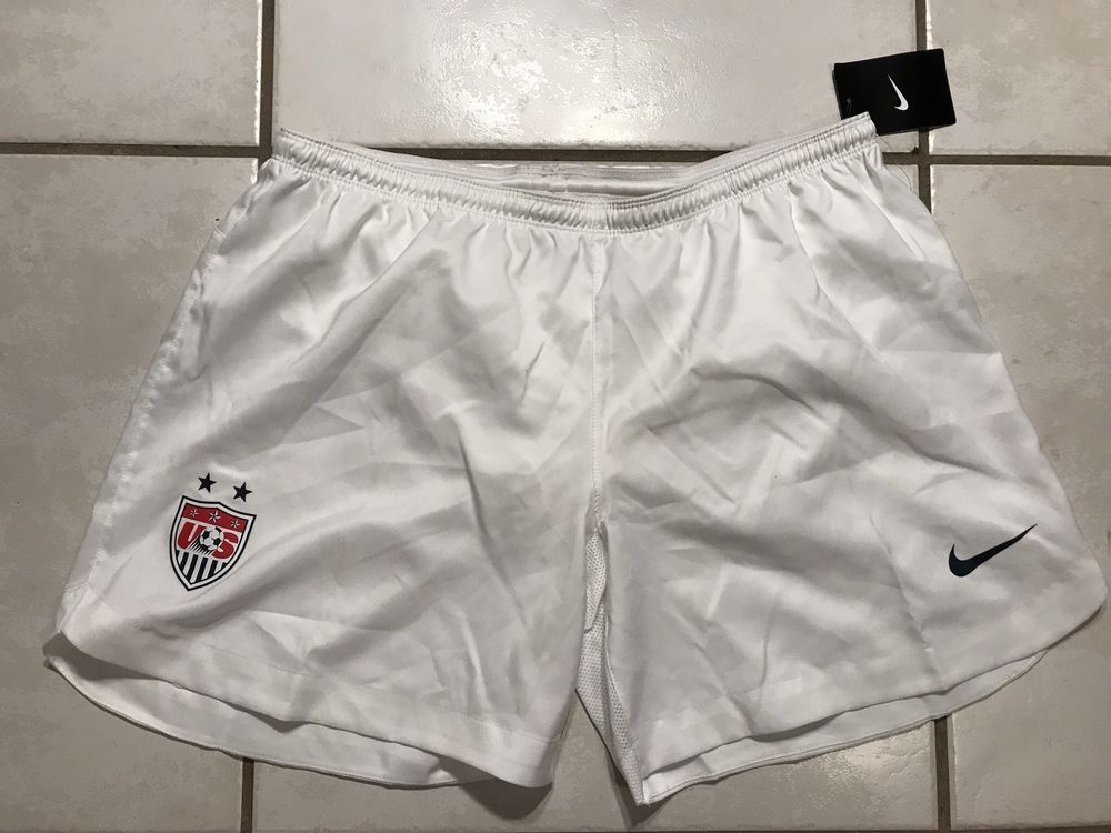 Womens Nike USWNT Tempo Shorts Navy SoccerPro
