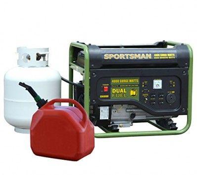 Dual Fuel Generator Dual Fuel Generator Propane Generator Portable Generator