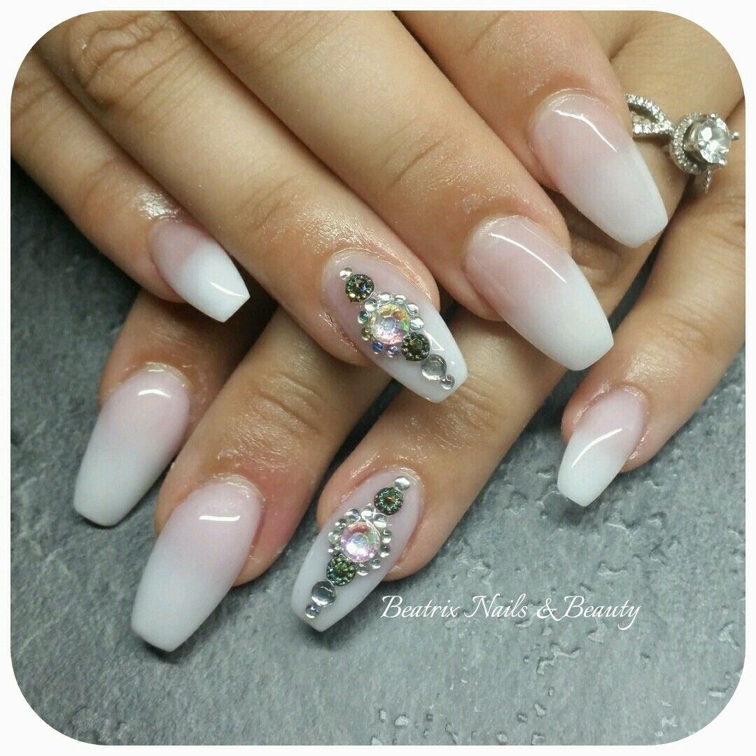 Babyboom met pink cover - Acrylic Nails by Beatrix Nails | Pinterest ...