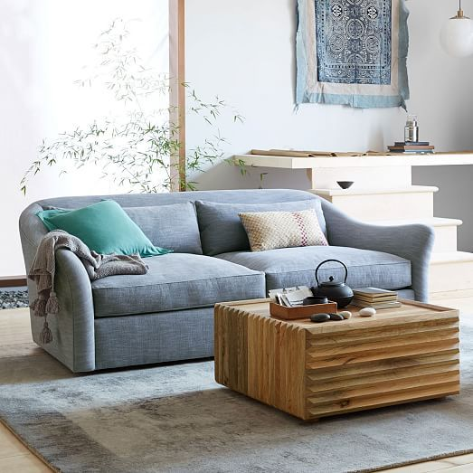 Steven Alan Carved Wood Coffee Table U2014 West Elm   Made Of Mango Wood, This