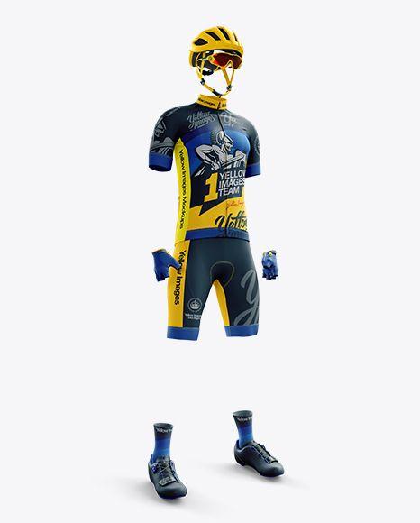 Free Mockups Men S Full Cycling Kit Mockup Hero Shot Object Mockups In 2020 Mockup Free Download Clothing Mockup Mockup Free Psd
