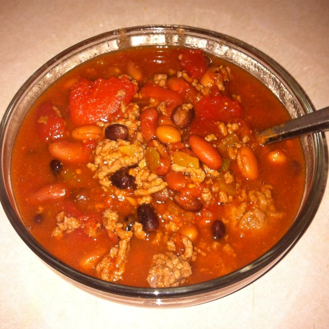 Bloody Mary Chili