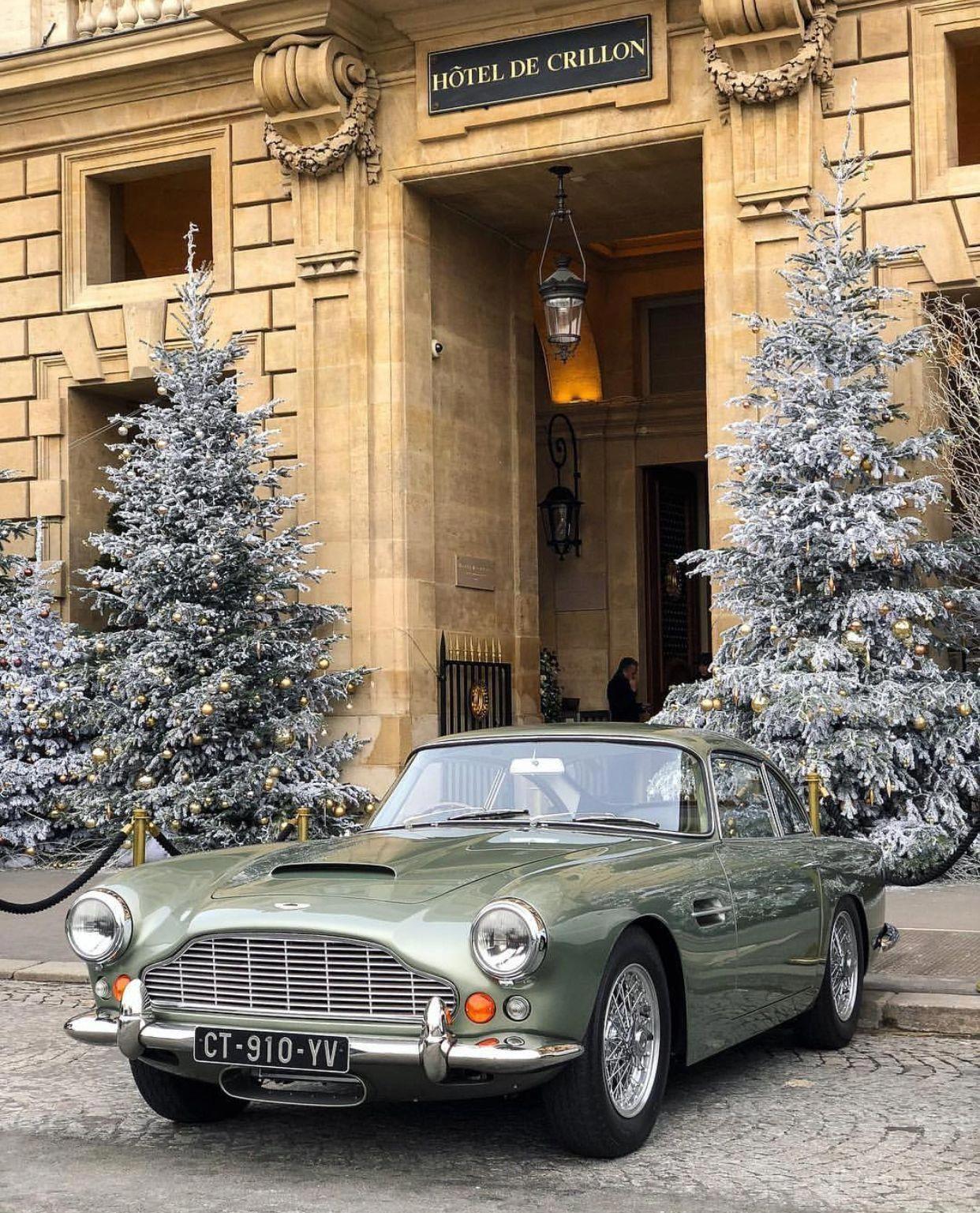 Aston Martin DB4 #AstonMartinclassiccars