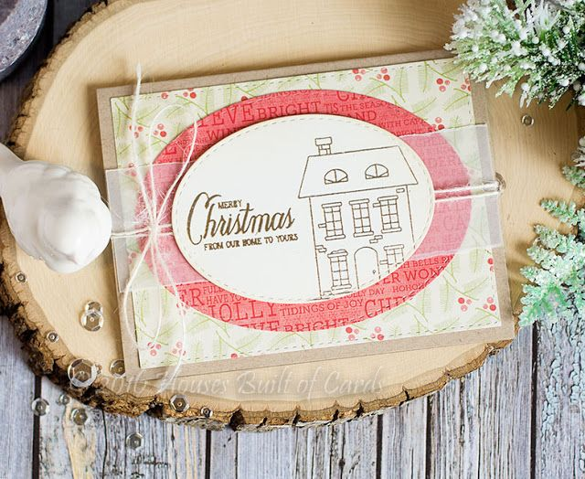 Houses Built of Cards: From Our Home To Yours - SSS Advent Release