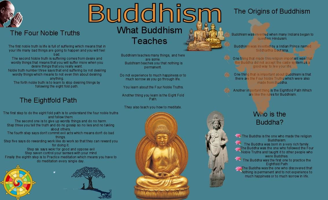 world religions buddhism essay Short essay questions  you have won the grand prize get-away in the religions around the world contest you (and a companion) may choose any three.