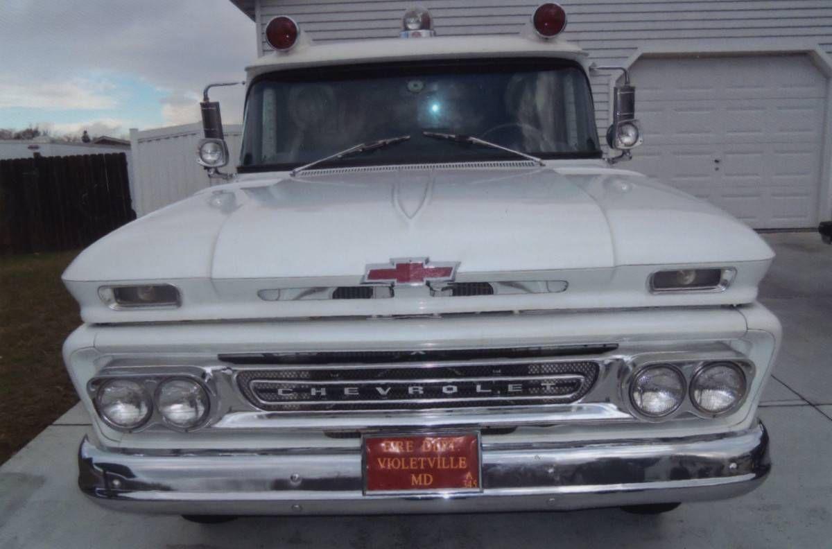 1961 Chevrolet Apache for sale #1912651 - Hemmings Motor News ...