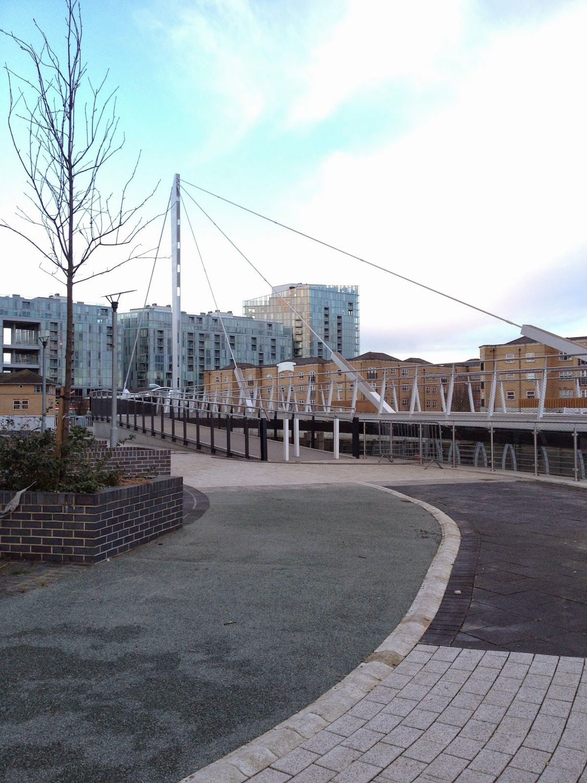 The Deptford Dame: New riverside path finally on the horizon