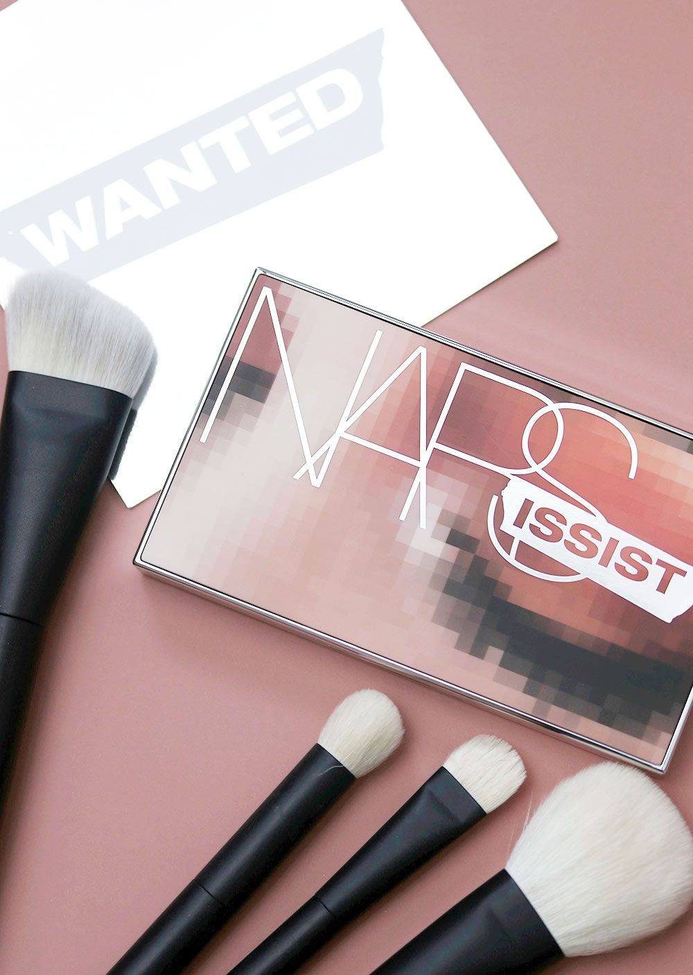Cyber Montag Nars Wanted Lidschatten Palette Ein Cyber Montag Special Avant
