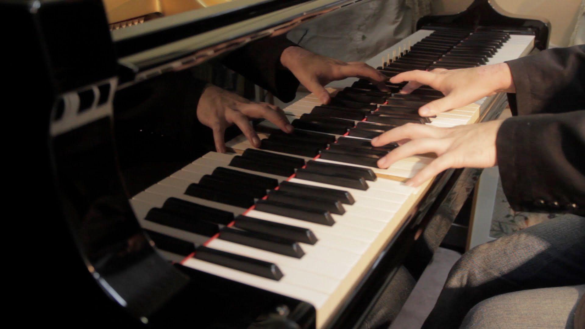 Edvard grieg peer gynt morning mood piano solo