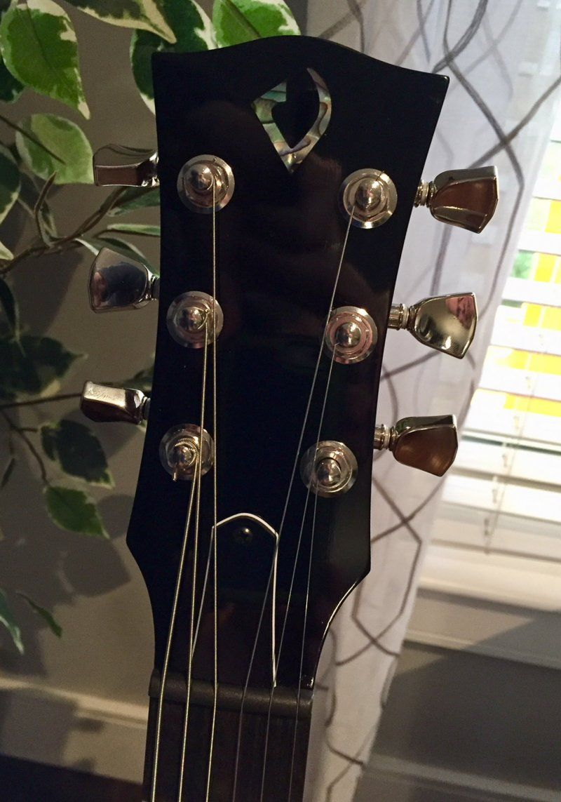 Customer builds precision guitar kits guitar kits
