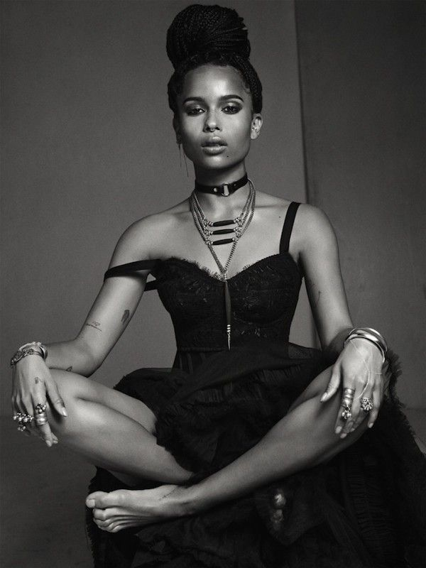 27 Reasons Why Zoë Kravitz Is A Legend In The Making #zoekravitzstyle