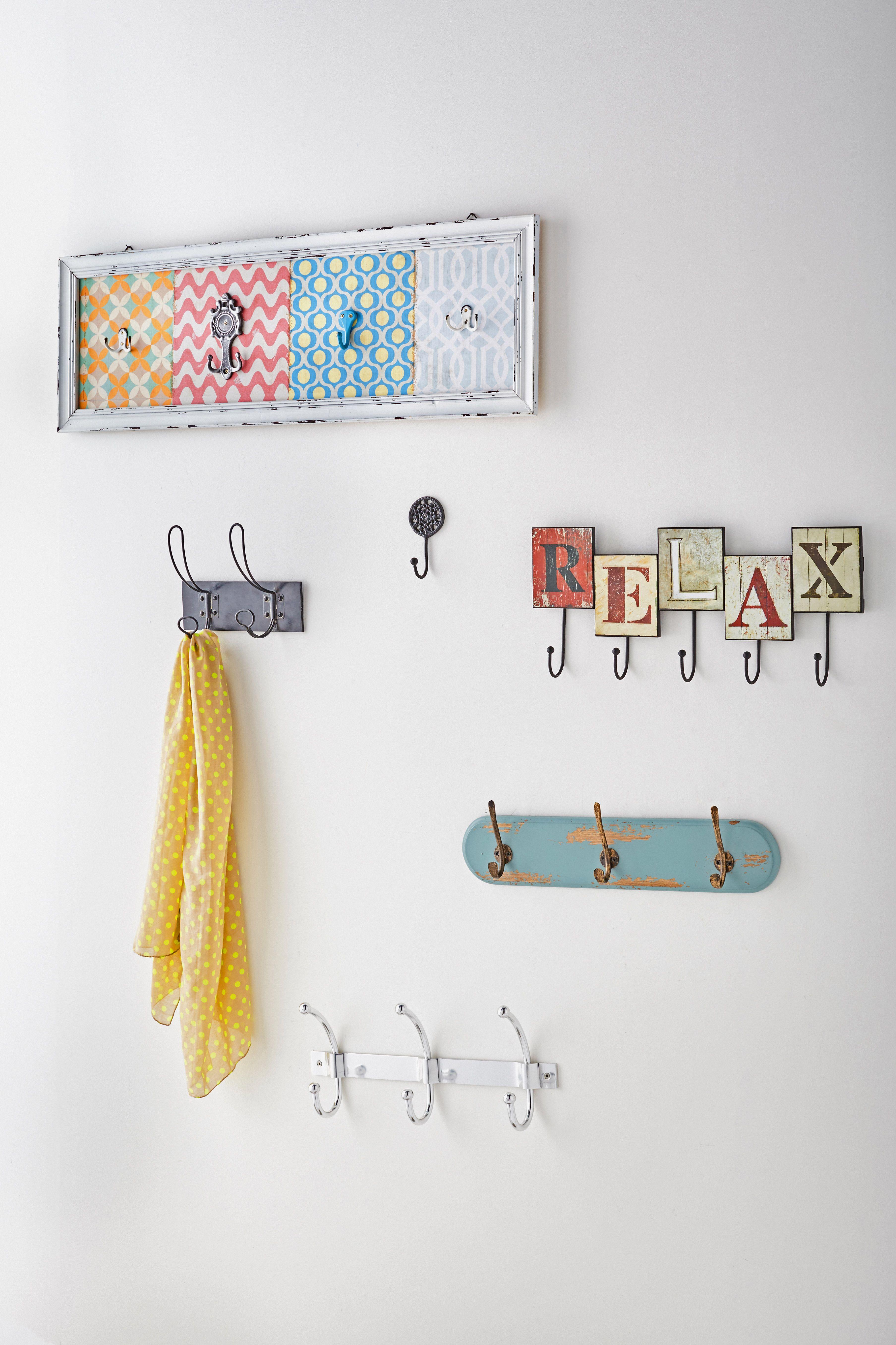 Relax Rangement Patere 5 Crochets Alinea Patere Parure De Lit Rangement Linge