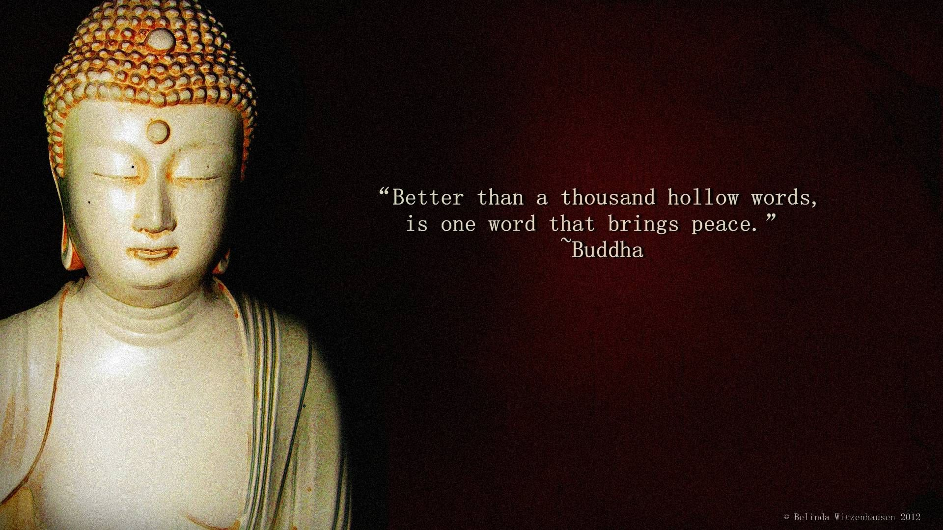 Famous Buddha Quotes Buddha Quotes Wallpaper  610727  Buddha Beliefs And Sayings