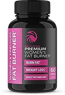 Photo of Nobi Nutrition Premium Vegan Fatburner für Frauen – Gewichtsverlust Supplement Appet …