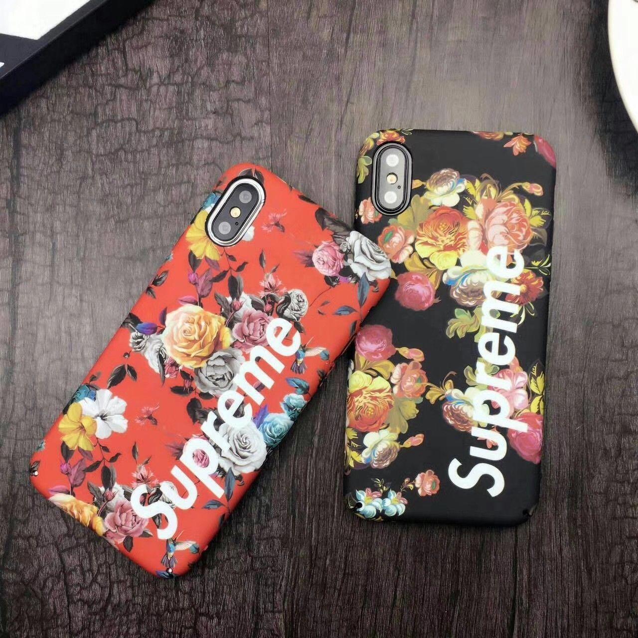 2017 Supreme Luminous Hp Case Cover For Iphone 8 8 Plus X