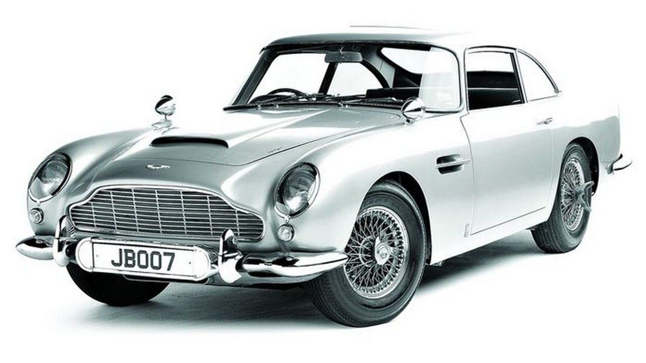 Charmant 1963 Aston Martin Db5 Kit Car Archives   Auto Cars Price