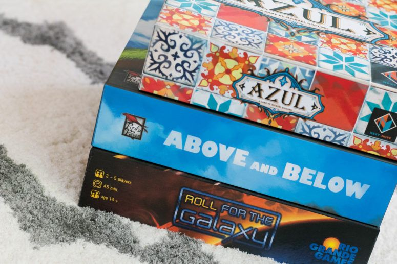Even More Two Player Board Games for Couples Board games