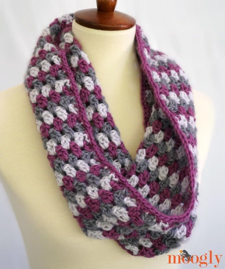 Well Dressed Crochet Cowl Easy Crochet Patterns Free Crochet And