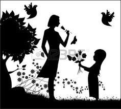 Image result for ladybird silhouette