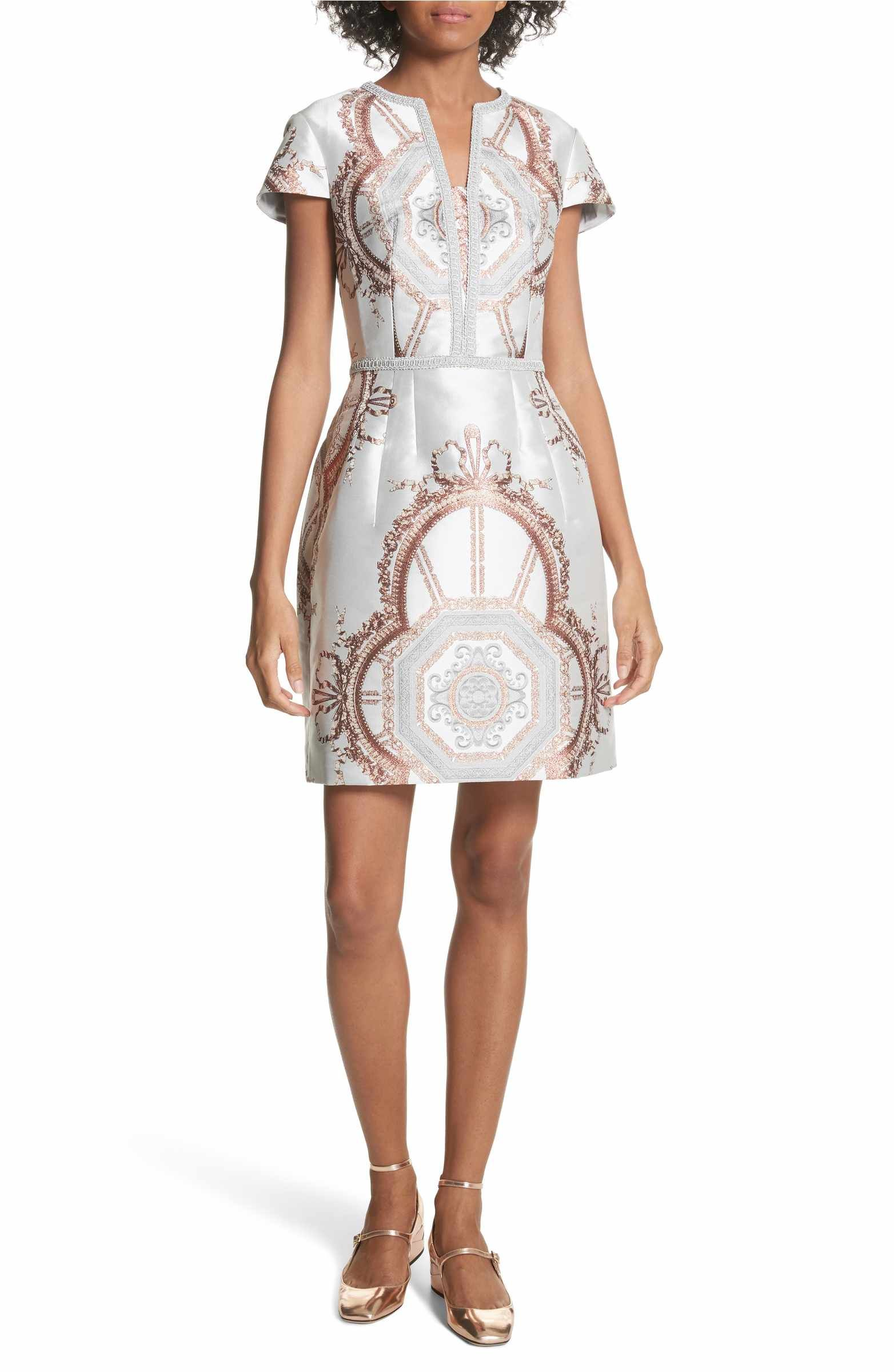 f0e596b10b2890 Main Image - Ted Baker London Versailles Dress