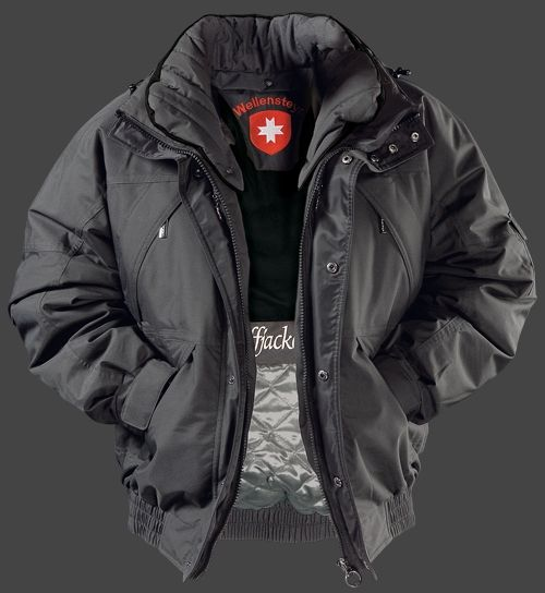Wellensteyn Cliffjacke, BiCoAirTec, Granit   Winter jackets