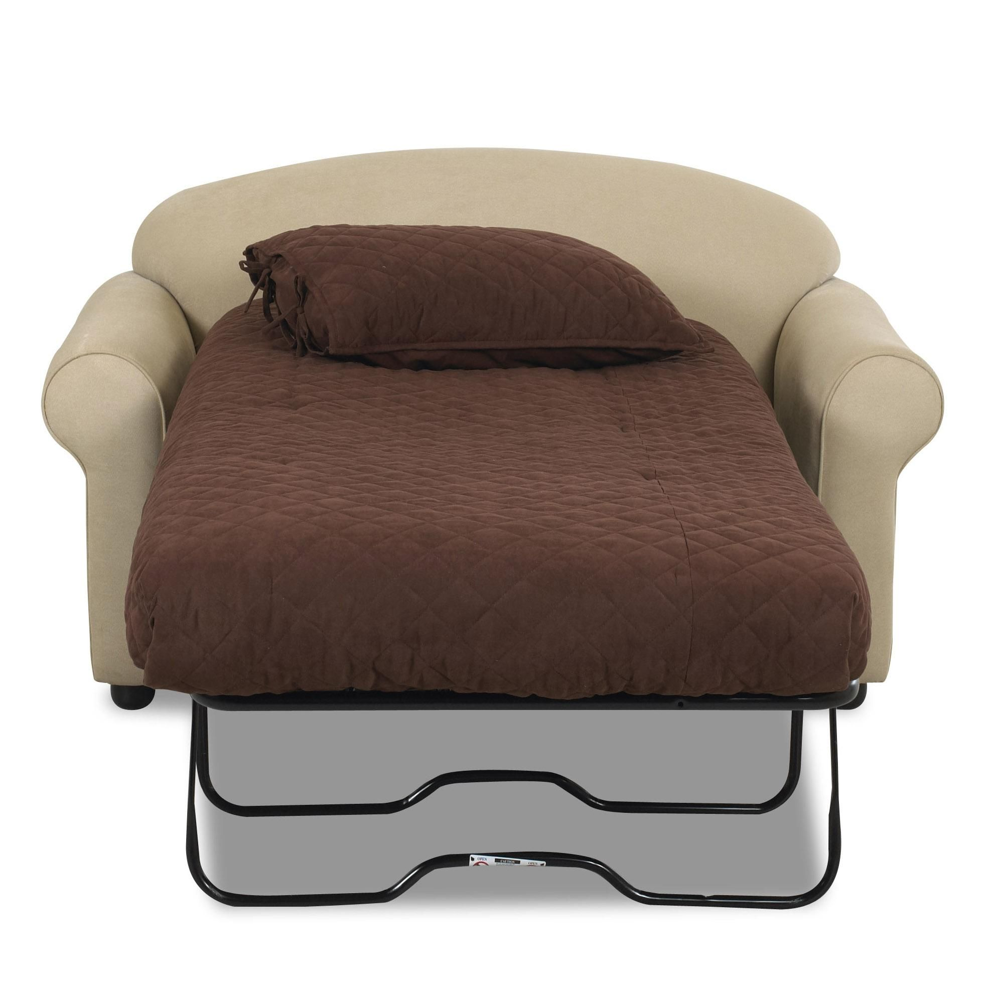 Possibilities Chair Sleeper By Belfort Basics Chair Bed