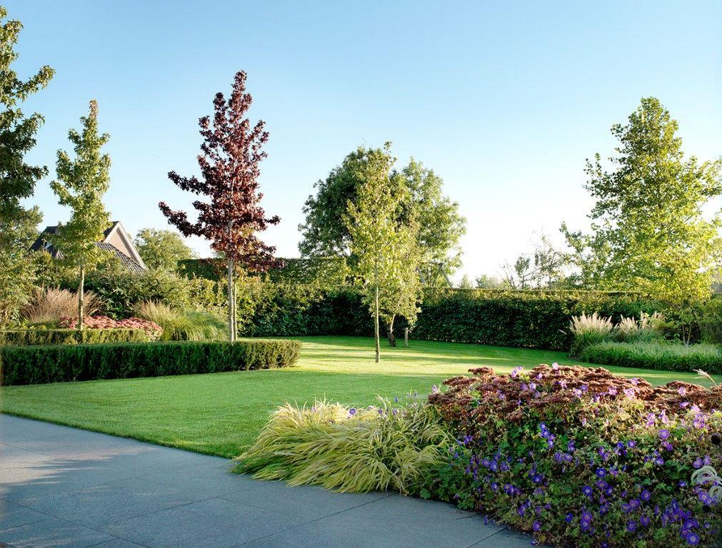 www.hendrikshoveniers.nl landelijke tuin, moderne tuin, strakke ...
