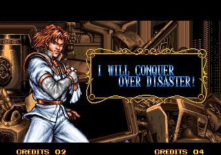 Ending For Double Dragon Amon Neo Geo Double Dragon Neo Geo Amon