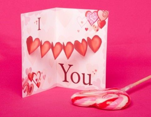 Simple Handmade Valentines day cards photo – Hand Made Valentine Day Cards