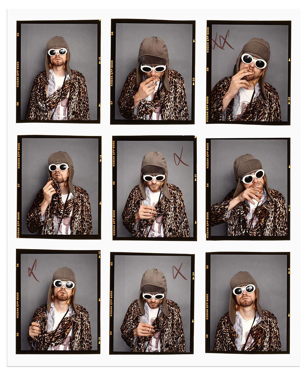 Platicamos con Jesse Frohman, el fotógrafo de \'Kurt Cobain: The Last ...