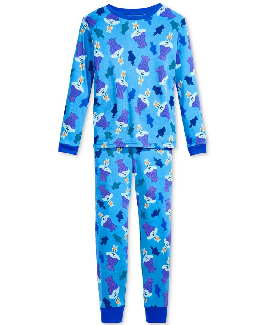 1a3b65cb42 Ame Toddler Boys  2-Pc. Trolls Branch-Print Pajama Set
