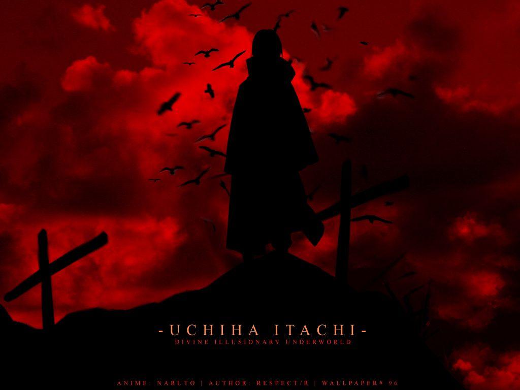 Itachi Uchiha Shadows Anime Images Itachi Uchiha Itachi Uchiha